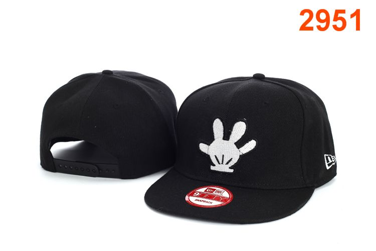 Cartoon Snapback Hat PT 4